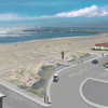 "CONCEPT RENDERING | Photoshop<br /> Client: SaveOurDunes.org<br /> Featured in ""Architecture in Perspective 21""."