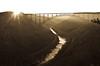 Sunburst New River Gorge Bridge