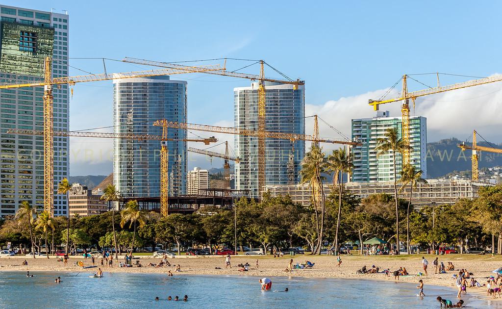 Ala Moana Construction