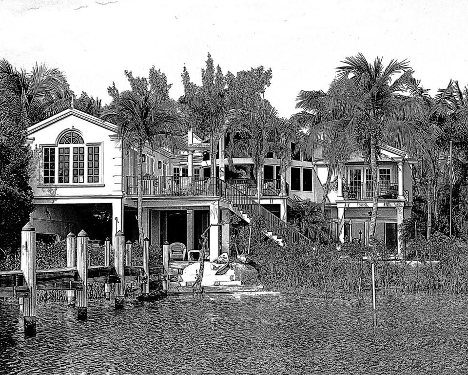 South Bounty Ln Key Largo Florida complex sketch