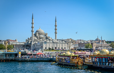 The Blue Mosque - Istanbul, Turkey