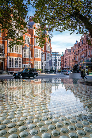Reflections of Mayfair - London