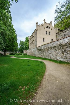 Konigliche Villa, Regensburg, Germany.