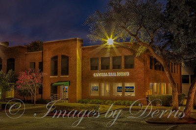 Twilight Photo of Cantera Real Estate office