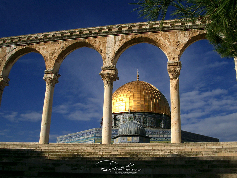 Temple Mount 2, (Israel)