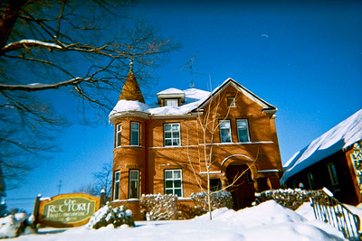 The Rectory Bed & Breakfast, Cumberland WI