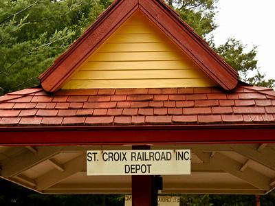 St. Croix Railroad Scale Trains, Hudson WI