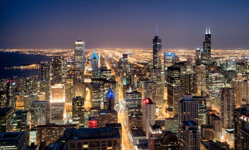 """""""City at Night"""""""