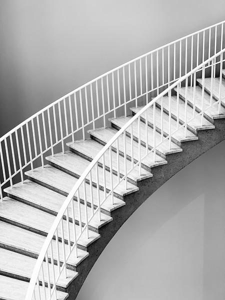 """""""Stair Shadows"""""""