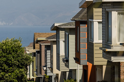 Daly City (California) mid-century