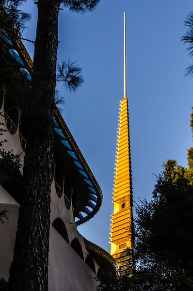 Frank Lloyd Wright - Marin County Civic Center
