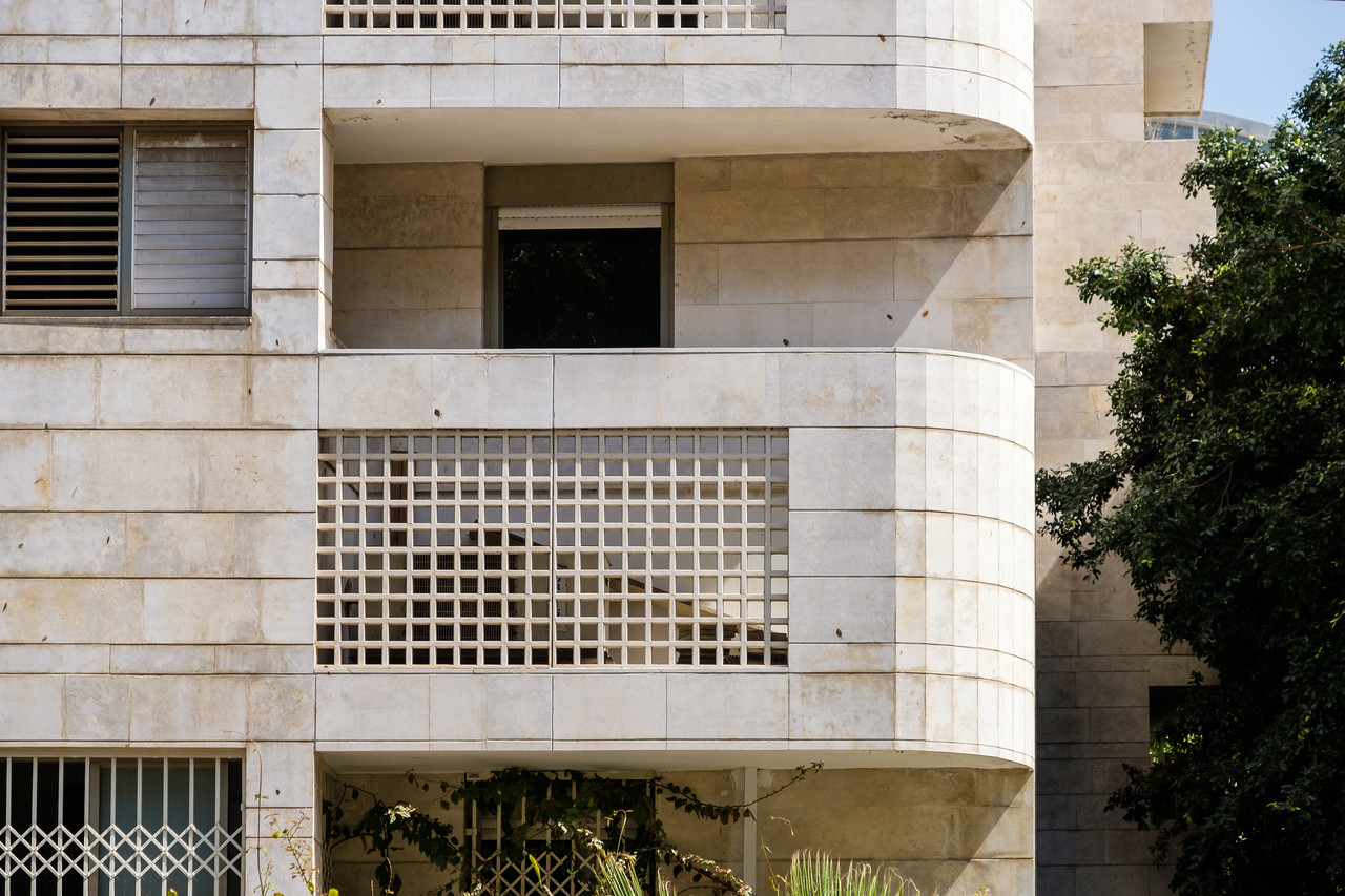 Rothschild Blvd. 120, in the White City, Tel Aviv