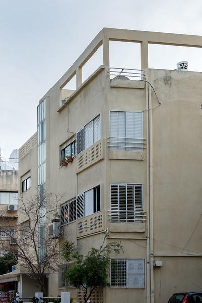 Ahad Ha'Am St . 95, in the White City, Tel Aviv