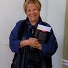 Carmela Rubin, Artistic Director and Curator of the Rubin Museum (and daughter-in-law of Reuven Rubin)