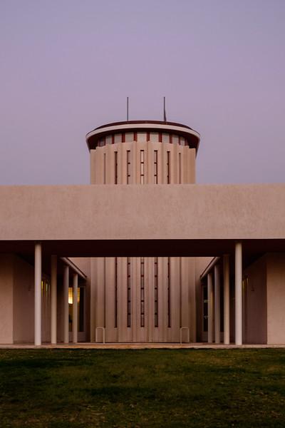 Israeli architecture:  Three by Mendelsohn
