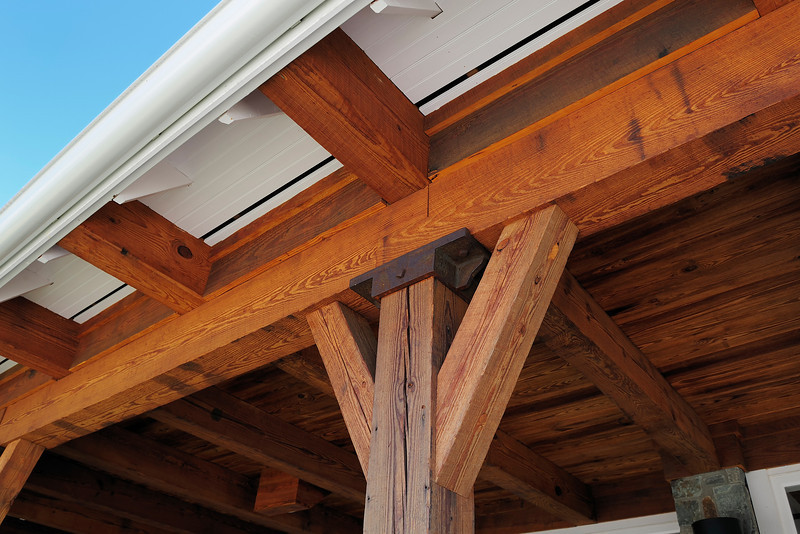 Lucy School Primary School Porch Detail