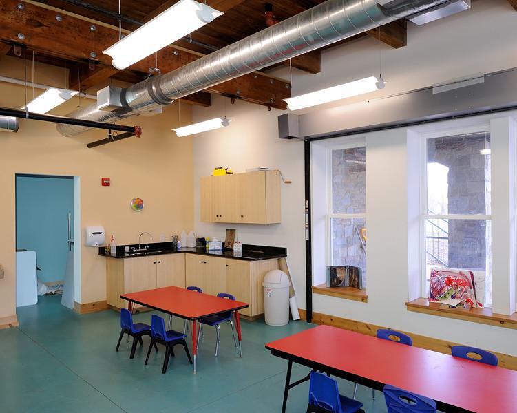 Lucy School Primary School Art Room