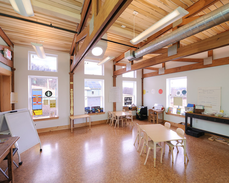 Lucy School Primary School Classroom
