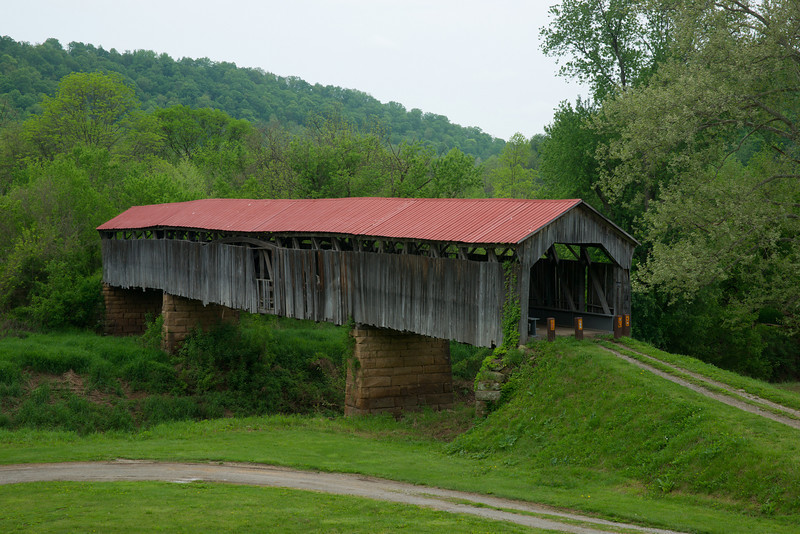Knowlton Covered Bridge, OH