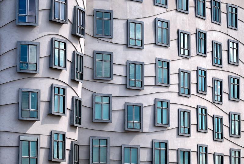"""Windows""<br /> <br /> Architectural detail from Prague, Czech Republic."
