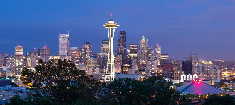 """""""Seattle Twilight"""""""