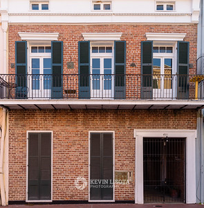 Shutters of the French Quarter
