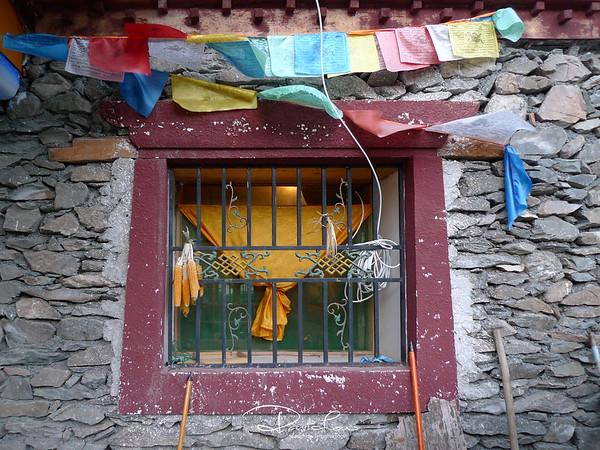 Tibetan window 3