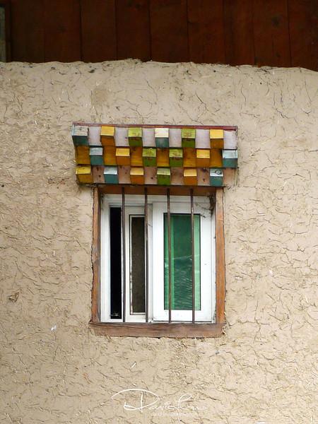 Tibetan window 2