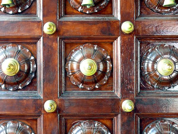 Door to Mariamman Temple