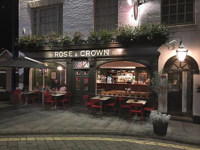Rose & Crown - Warwick, UK