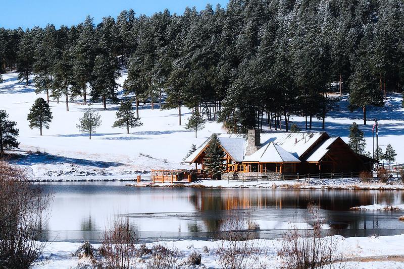 The Lakehouse on Evergreen Lake - Evergreen, Colorado