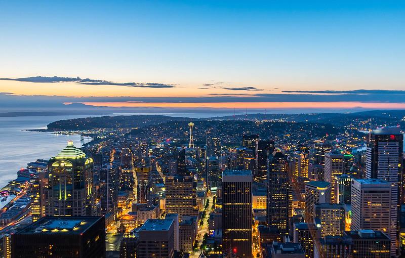 Seattle City Lights
