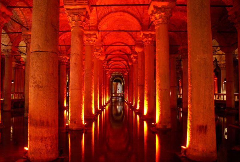 The Basilica Cisterns