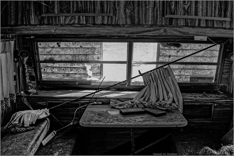 Abandoned Trailer Interior ( those Halcyon Days . . .) ...[#DSF.2017.8662]