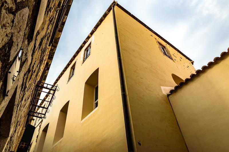 Yellow Walls of Dubrovnik
