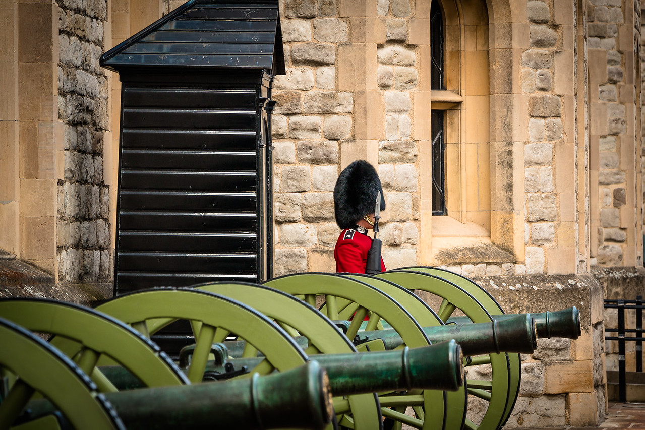 Tower Canons