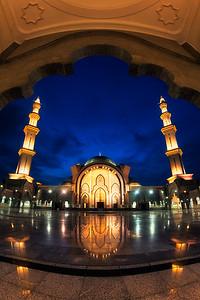 Federal Territory Mosque | Malaysia