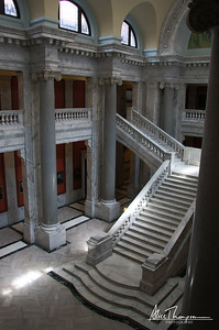 Frankfort Capitol Building Steps - Frankfort, KY
