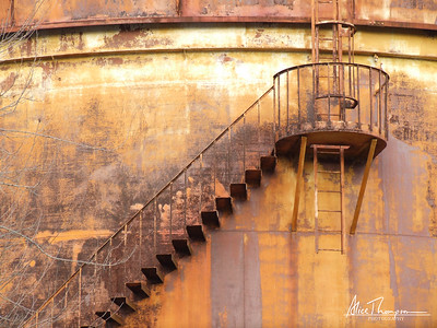 Rusty Stairs