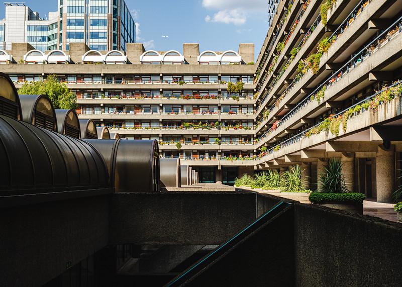 Barbican Terraces