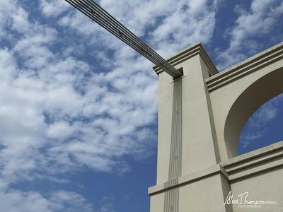 Waco Suspension Bridge - Waco, TX
