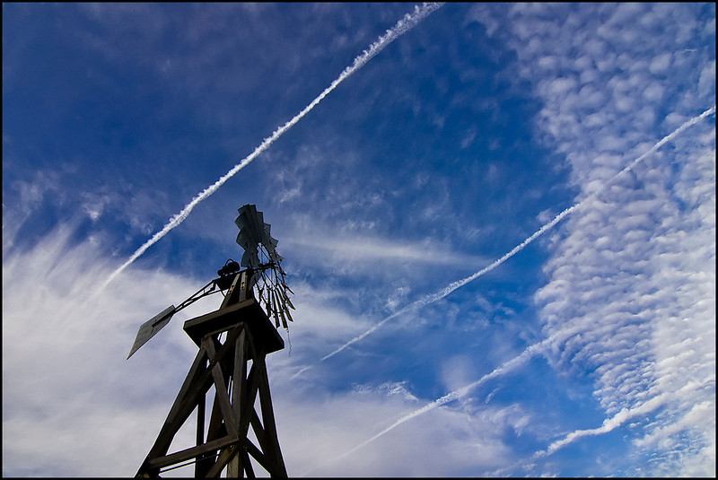 <center><i>Windmill, San Juan Bautista</i></center>#0297-7D