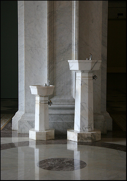 <center><i>Water Fountains, Library of Congress</i>, #6453</center>