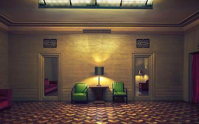 Deco Room 2