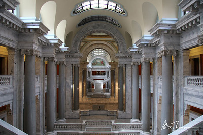 Kentucky State Capitol - Frankfort, KY