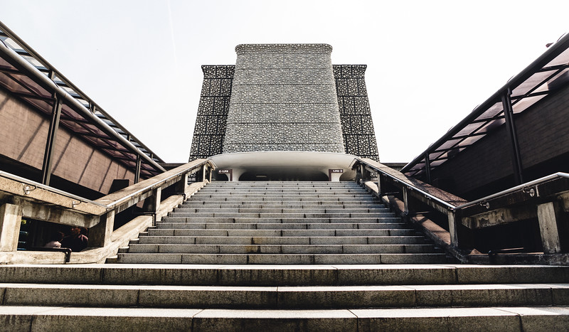 Stairway to a Chimney