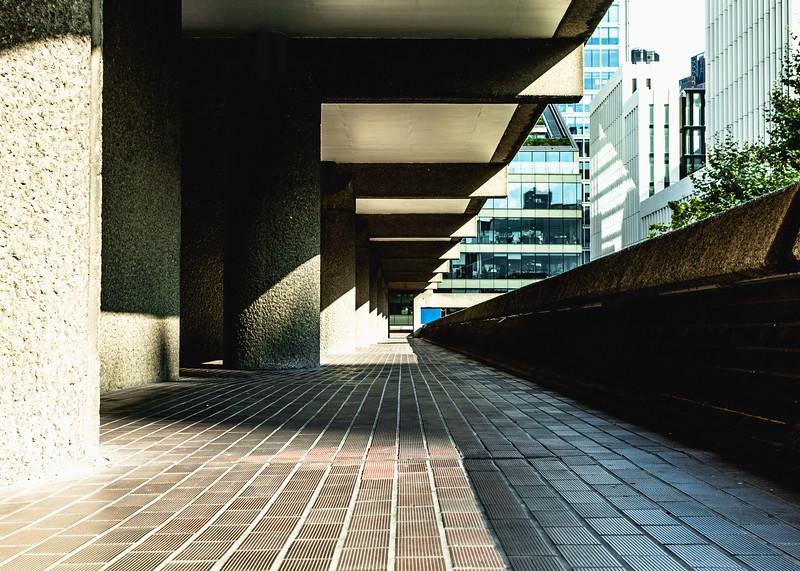 Barbican Walkway