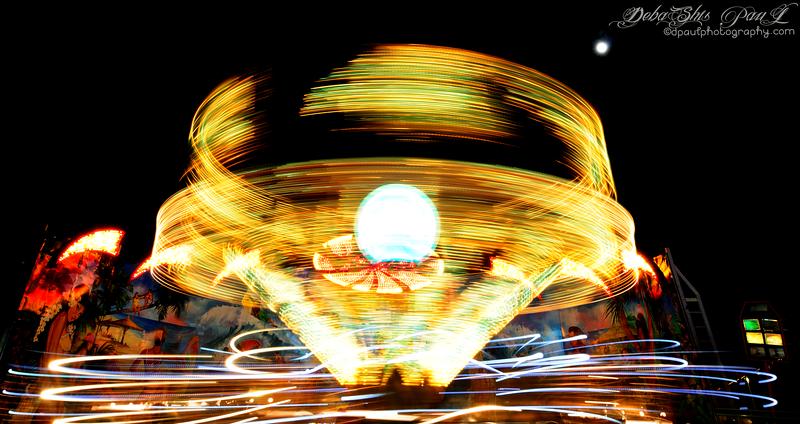 Crazy Dance @ Gwinnett County Fair - Georgia,  USA