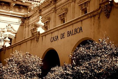 Casa De Balboa, San Diego, CA. ©JLCramerPhotography 2008