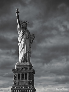 Liberty Enlightening the World?